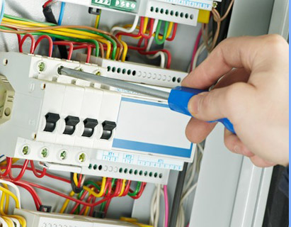 We are a licensed and insured electrician